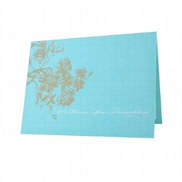 Antwortkarte Lillian zur Hochzeit