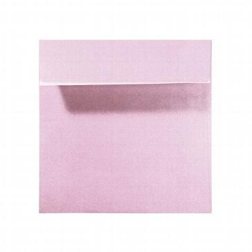 Umschlag Perle rose qd