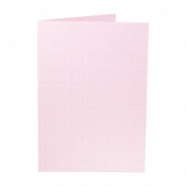 Artoz Doppelkarte Perle - A5 rosé