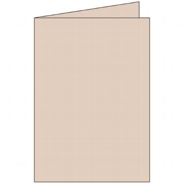 """Einladungskarten gestalten mit den Doppelkarten B6 """"Klondike"""" in Titan"""