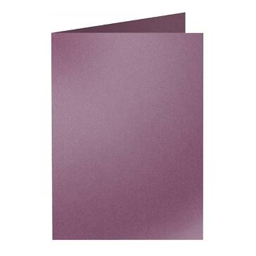 Artoz Doppelkarte B6 Klondike Amethyst