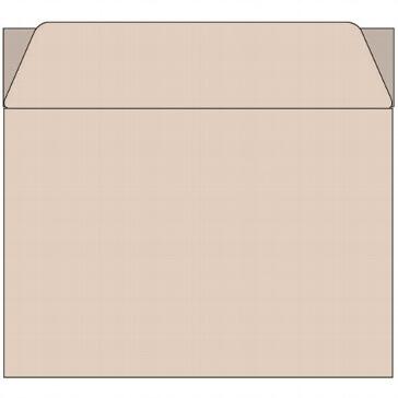 B6-Briefumschlag von Artoz mit Perlglanz in titan