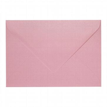 Artoz Kuvert Perle B6, dunkelrosa