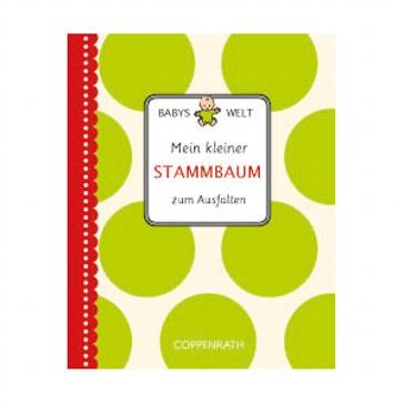 """Babybuch """"Kleiner Stammbaum"""""""