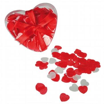 Badekonfetti Liebe - das besondere Liebesgeschenk