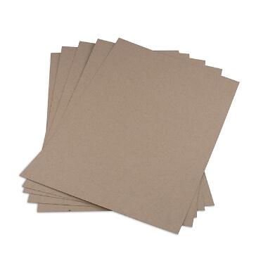 Sandfarbener Bastelkarten für Hochzeitskarten und Geschenkanhänger