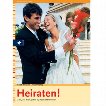 Buch Heiraten!