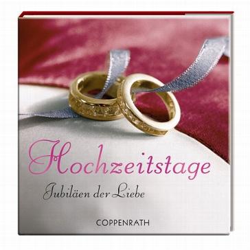 """Buch """"Hochzeitstage"""""""