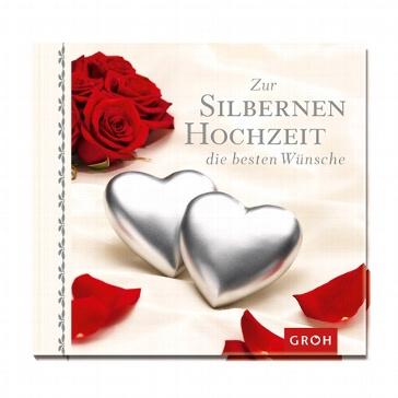 Buch Zur silbernen Hochzeit