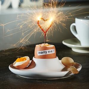 Alles für den Heiratsantrag und die Liebeserklärung am Valentinstag