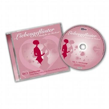 Musik-CD zur Hochzeit- Hochzeitsgeschenk