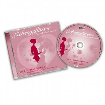 Hochzeitsgeschenk Musik-CD