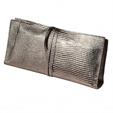 "Clutch-Bag ""Tebe"", bronze, Leder"