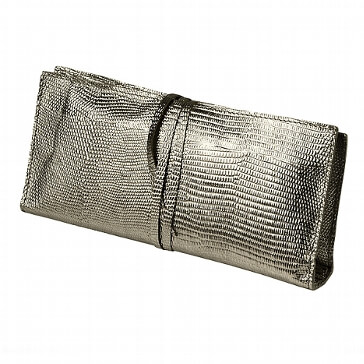 Clutch-Bag Tebe, platinum