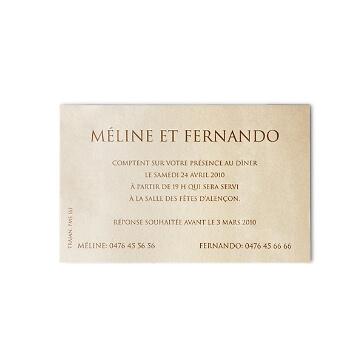 Dankeskarte Renate