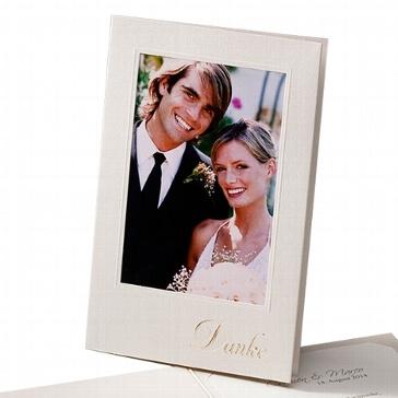 Dankeskarte Lisbeth für die Hochzeit