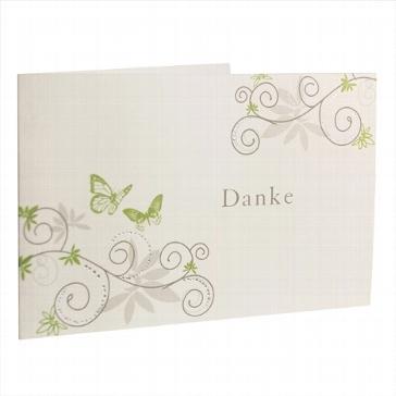 """Dankeskarte """"Sofie"""" für die Hochzeit"""