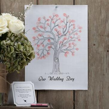 DIY Set Wedding Tree - Schönes Hochzeitsgeschenk für das Brautpaar