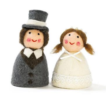 Eierwärmer als Geschenk zur Hochzeit