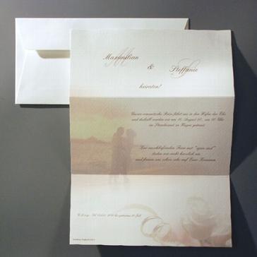 """Einladungskarte """"Henrieke"""""""
