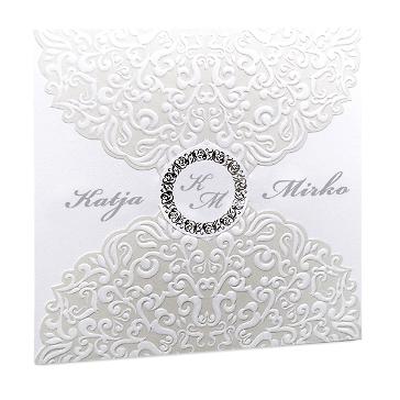 Einladungskarte Allison