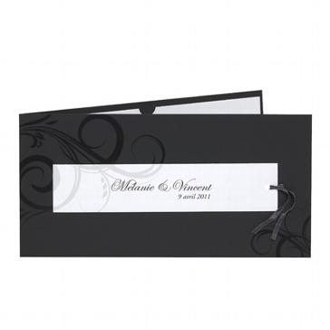"""Einladungskarte """"Angelika"""" für Ihre Hochzeit"""