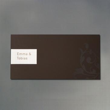 """Einladungskarte """"Corinna"""""""