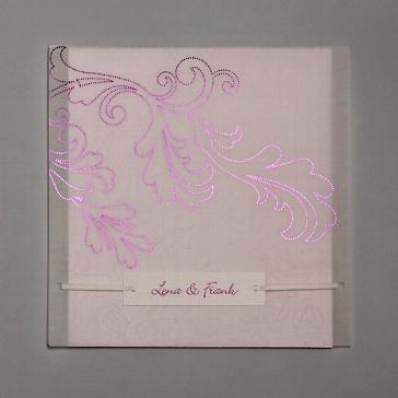 "Einladungskarte ""Elisabeth"""