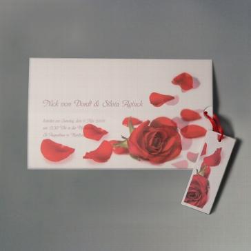 Einladungskarte Flora