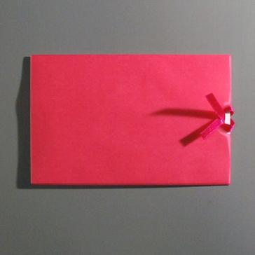 """Einladungskarte """"Pink"""""""