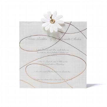 """Einladungskarte """"Gerda"""""""