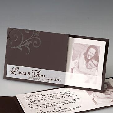 "Einladungskarte ""Giordana"""