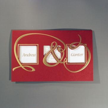 "Einladungskarte ""Greta"""