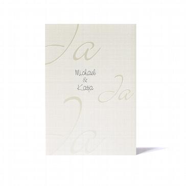 Einladungskarte Isabelle
