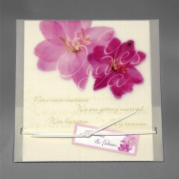 """Einladungskarte """"Jule"""""""
