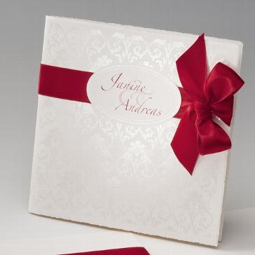 """Einladungskarte """"Kate"""" als royale Hochzeitseinladung"""