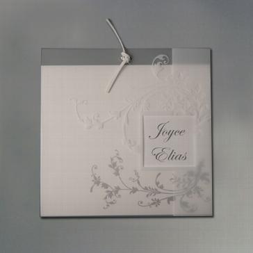 Einladungskarte Kim