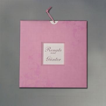 Einladungskarte Marlena