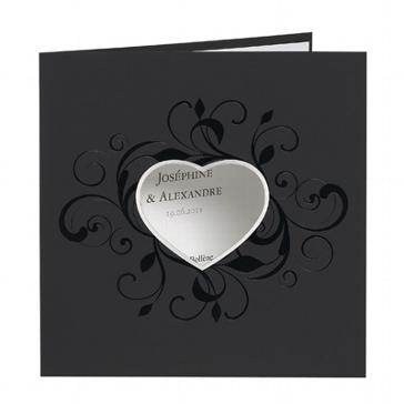 """Einladungskarte """"Penelope"""" für die Hochzeitsgäste"""