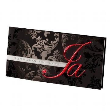 """Einladungskarte """"Sanna"""" - Highlight der Hochzeit"""