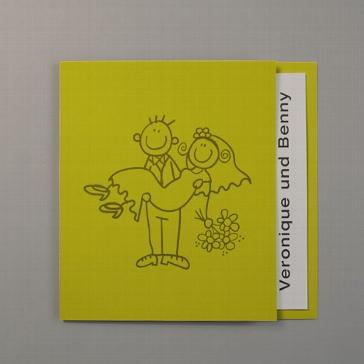 "Einladungskarte ""Severine"""