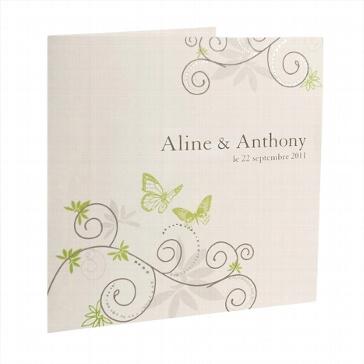 einladungskarte Hochzeit Sofie