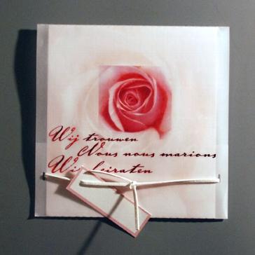 """Einladungskarte """"Valentina"""""""