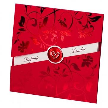 """Einladungskarte """"Vianna"""""""