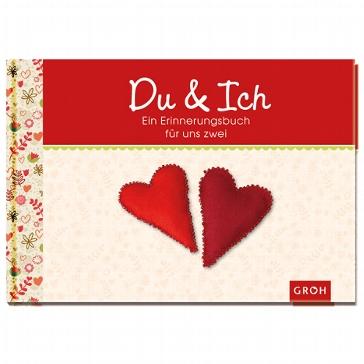 Erinnerungsbuch - Du & Ich