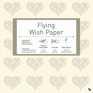 Flying Wishpaper, 50er Pack
