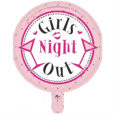 Folienballon - Girls night out