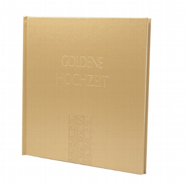 "Fotoalbum ""Basel"", gold"