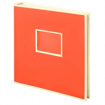 Fotoalbum Colorido, orange