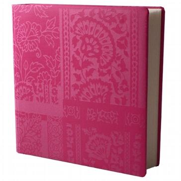 """großes Fotoalbum, """"Toronto"""", pink"""